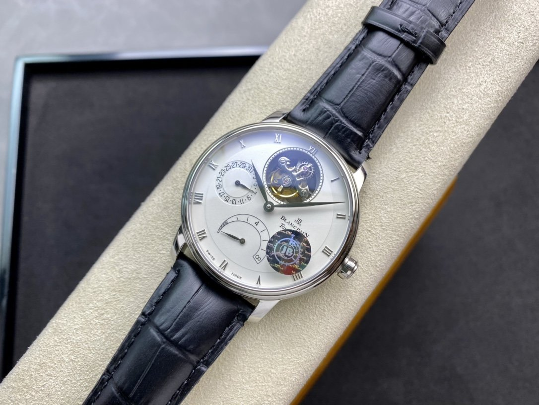 JB高仿寶珀升級版經典系列6025-1542-55真陀飛輪男士手錶腕表精仿手錶
