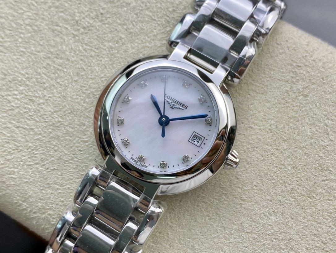 GS廠高仿浪琴心月系列複刻手錶