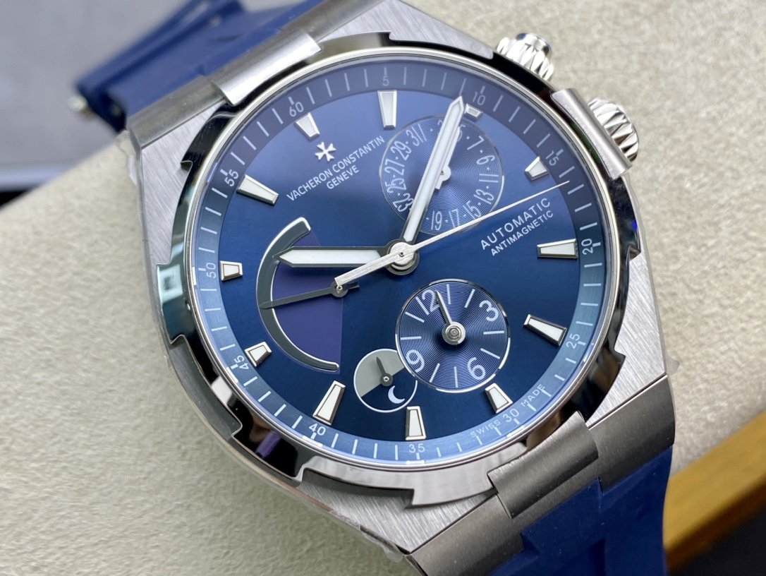 是男人就要縱橫四海TWA江詩丹頓縱橫四海多功能腕表高仿手錶