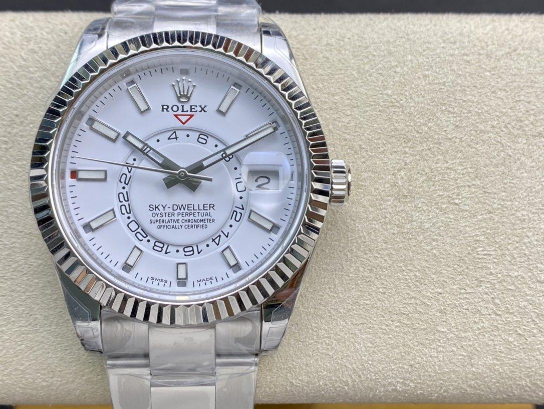 N廠手錶精仿勞力士Rolex Sky-Dweller天行者高仿手錶