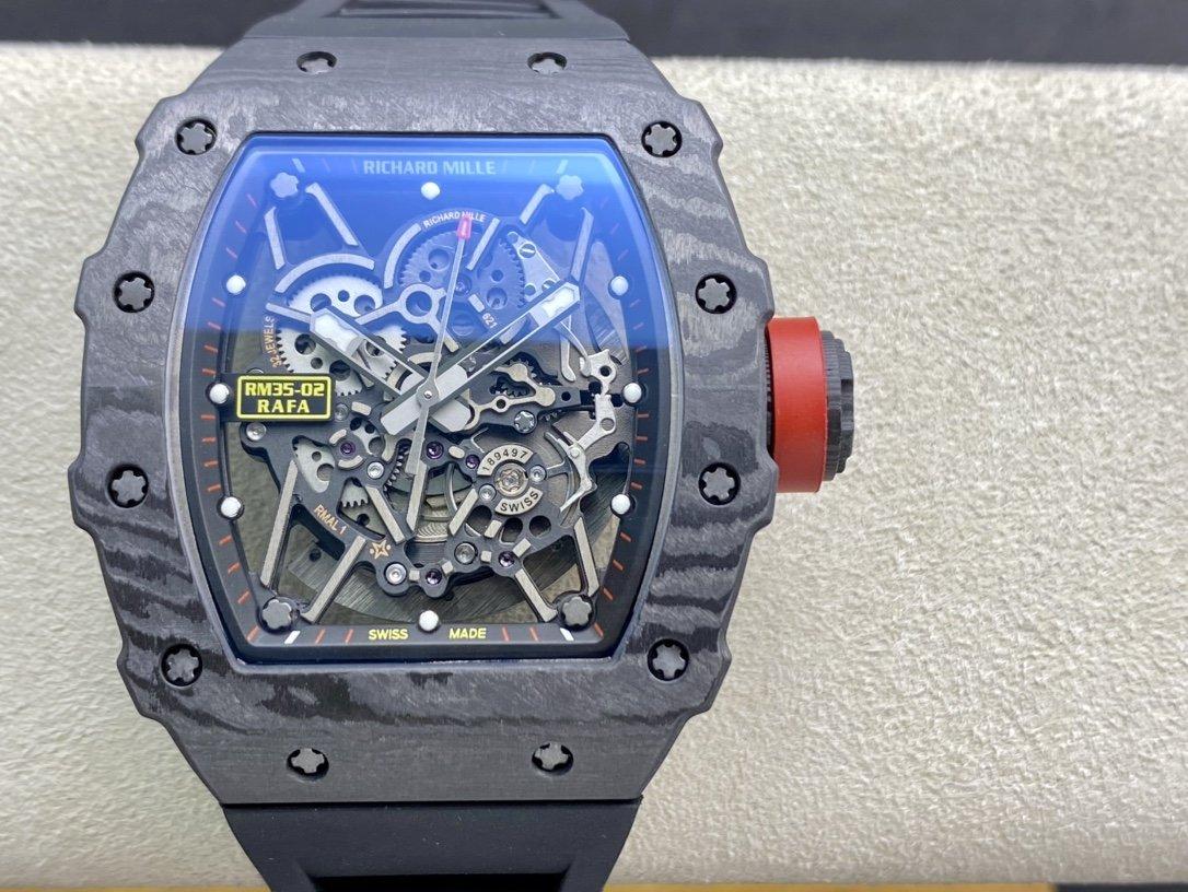 RMX改裝表理查德RM35-02終極版本精仿手錶