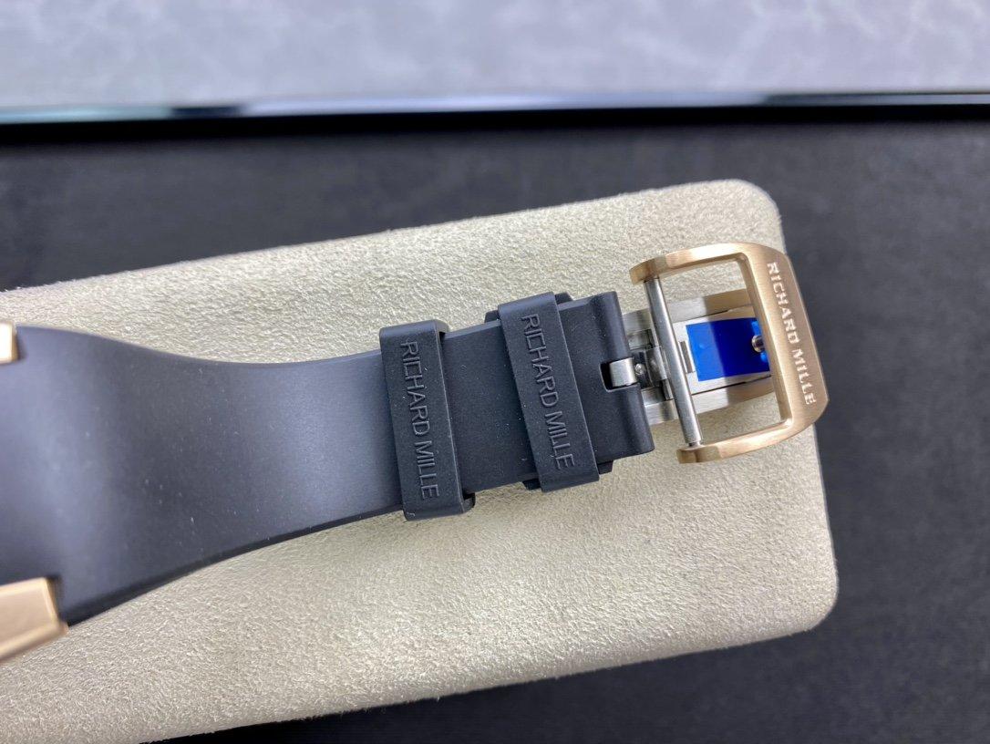 V9廠高仿手錶理查德米勒Richard Mille新款RM 63-01 Dizzy Hands男表自動機械腕表複刻手錶