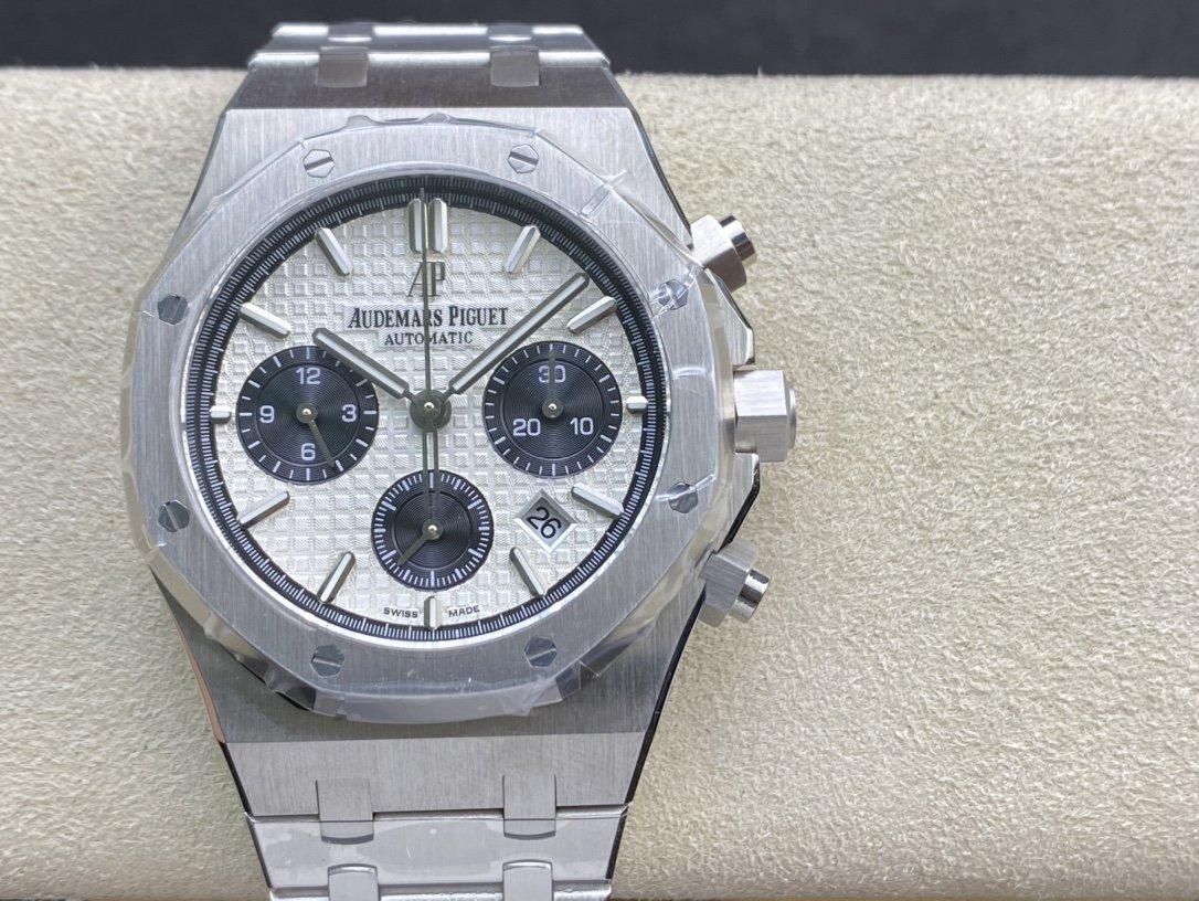 BF精品V2升級版AP愛彼皇家橡樹系列26331OR計時碼表複刻手錶