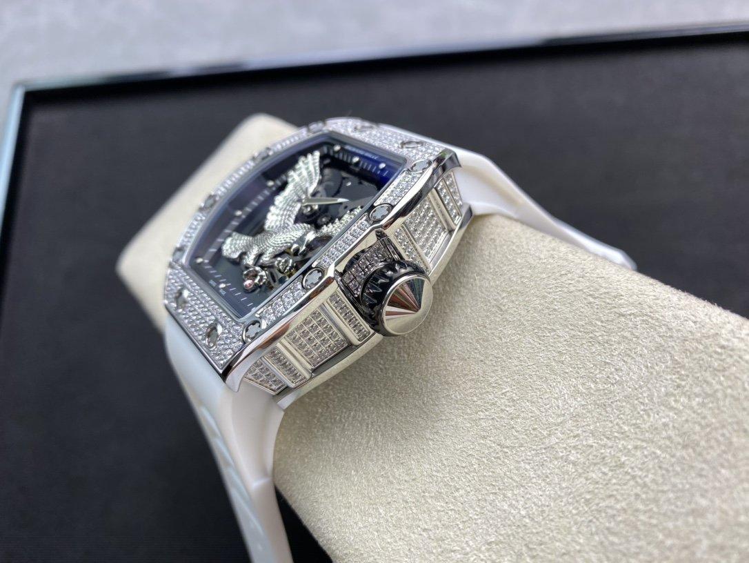 理查德米勒Richard Mille RM23-02飛鷹複刻高仿手錶