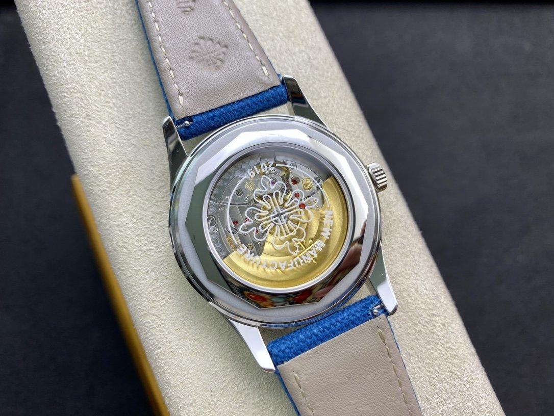 ZF複刻百達翡麗PP Ref.6007A-001普朗菜烏特製表大樓紀念款複刻手錶