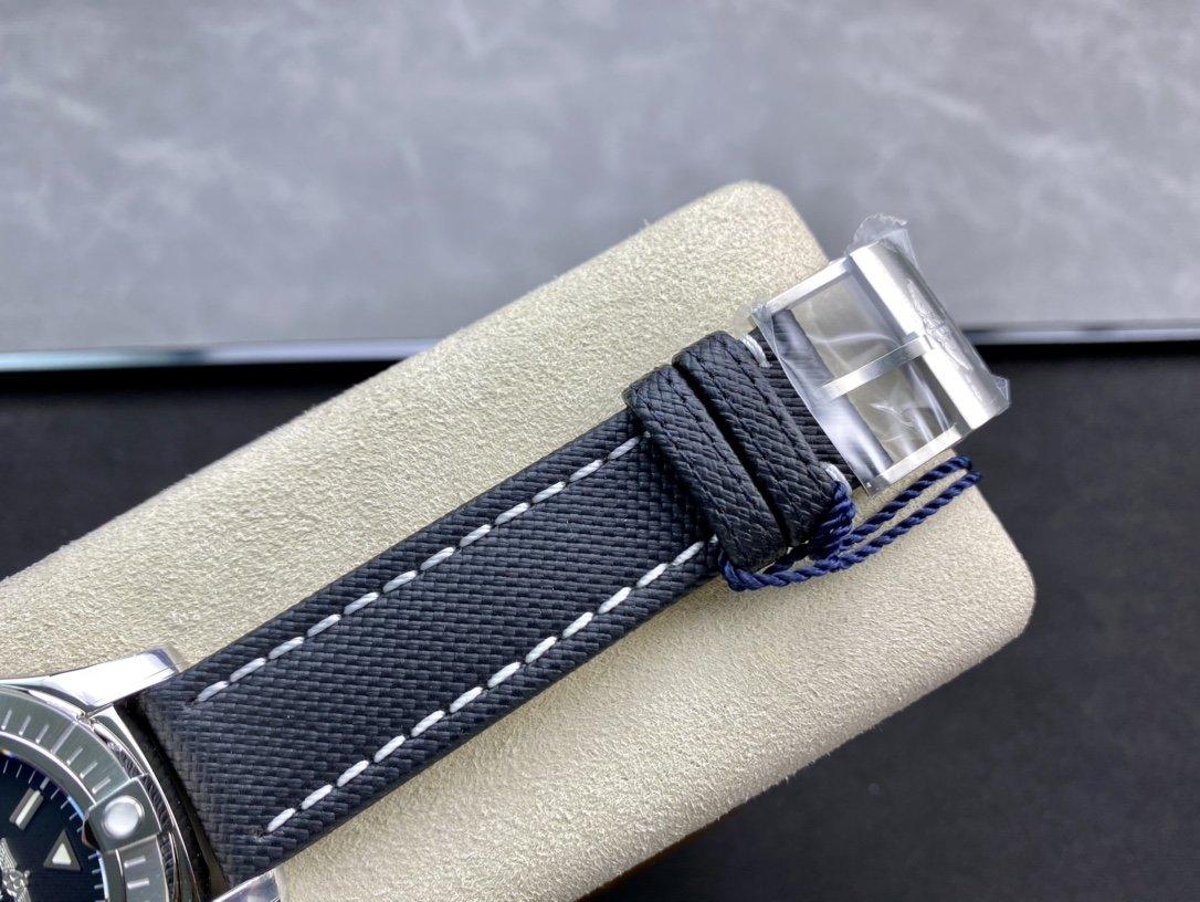 GF廠高仿表百年靈復仇者GMT雙時區自動機械腕表45mm(Avenger Automatic GMT 45)複刻手錶