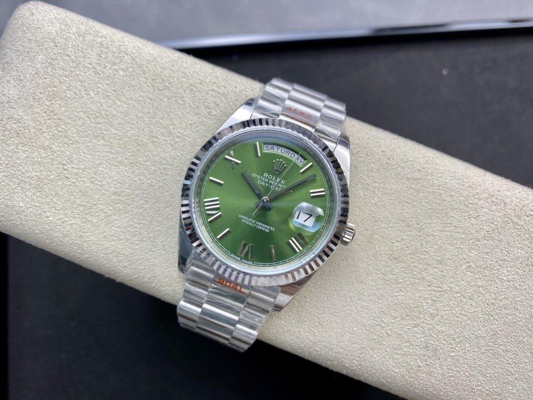 N廠高仿勞力士904鋼日誌型 Cal.3235機芯41MM複刻手錶仿表