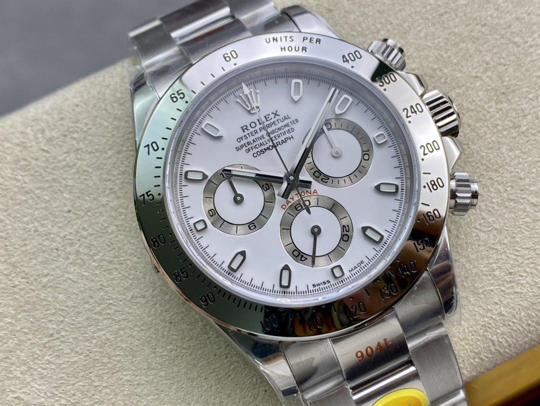 N廠高仿勞力士迪通拿超級4130機芯複刻手錶