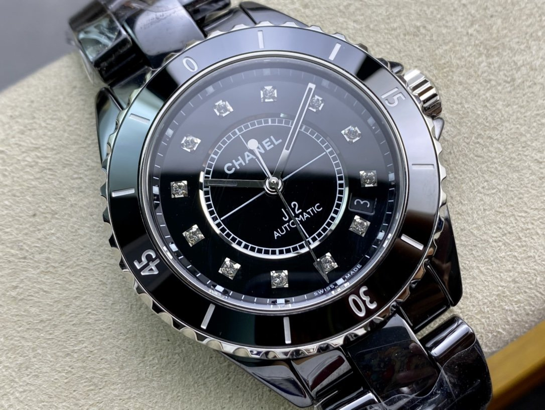 KOR廠手錶韓版香奈兒CHANEL J12系列透底機芯複刻手錶