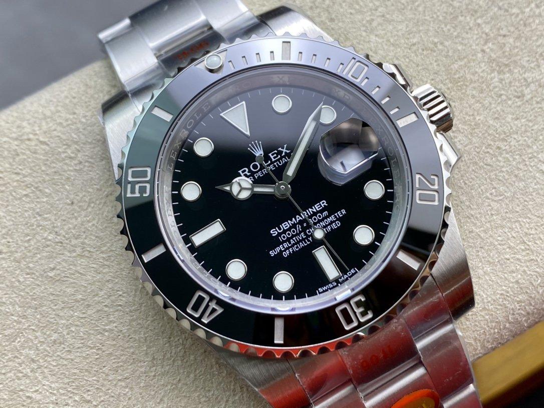 NOOB廠N廠手錶勞力士潛航者V11版水鬼2836機芯可選 3135機芯複刻手錶