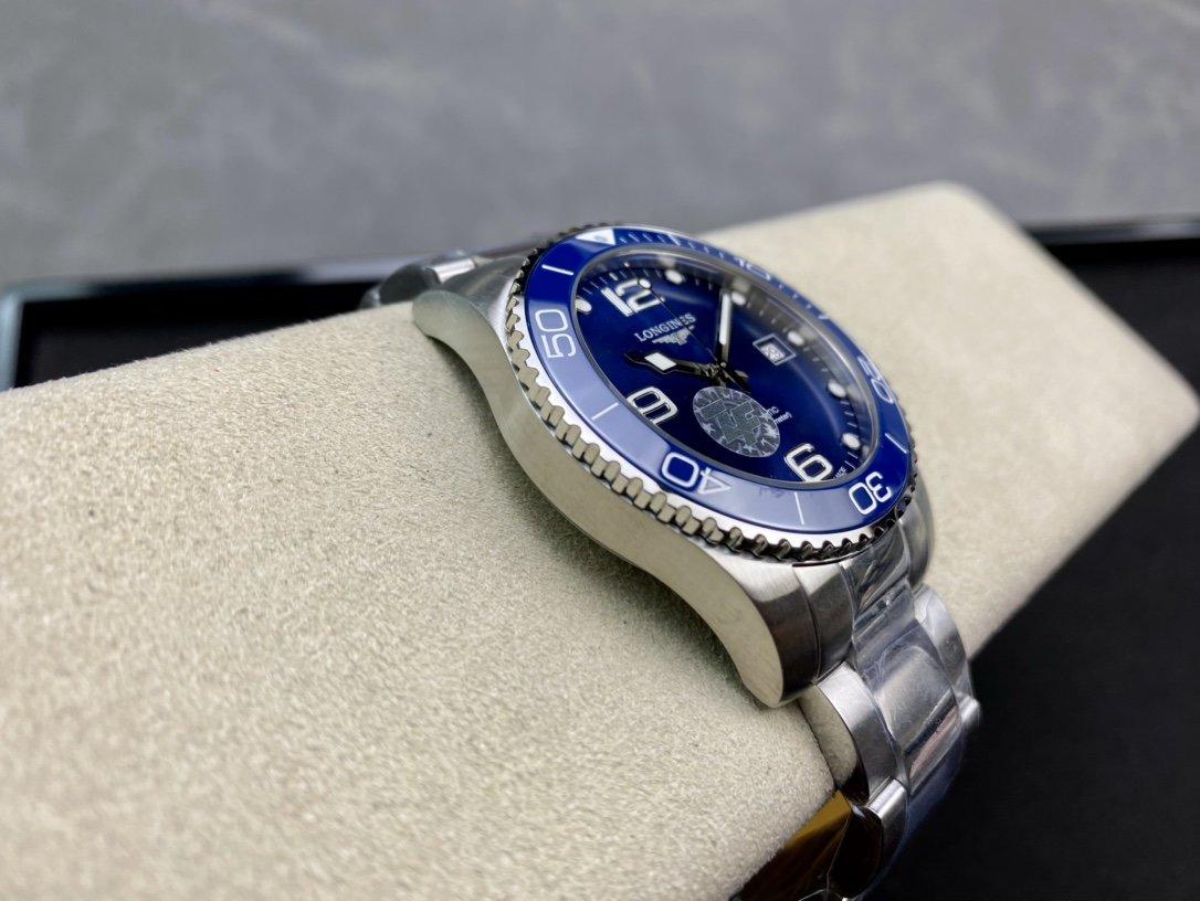 ZF廠手錶高仿康卡斯性價比之王浪琴康卡斯水中霸主複刻手錶