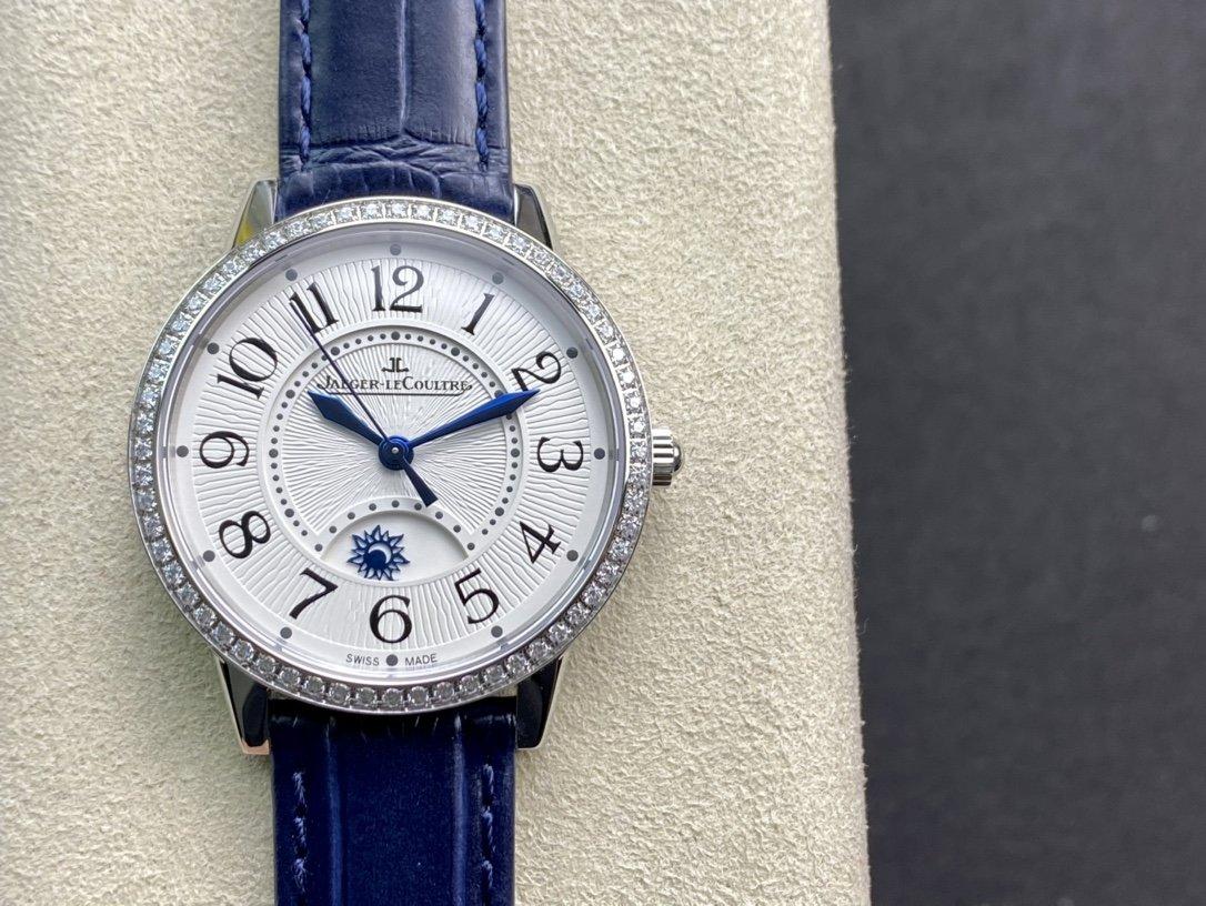 ZF積家約會系列34MM手錶 浪漫登場