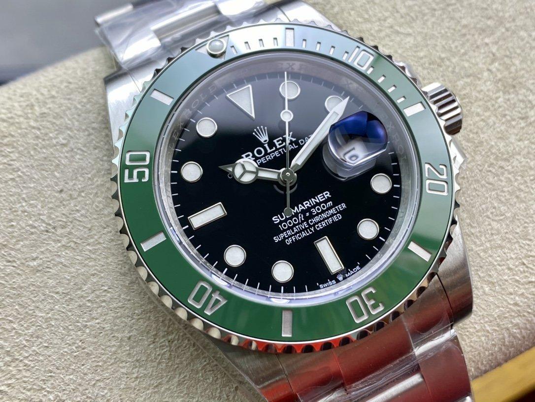 VS 廠手錶2020新款勞力士水鬼 3235機芯41mm複刻手錶