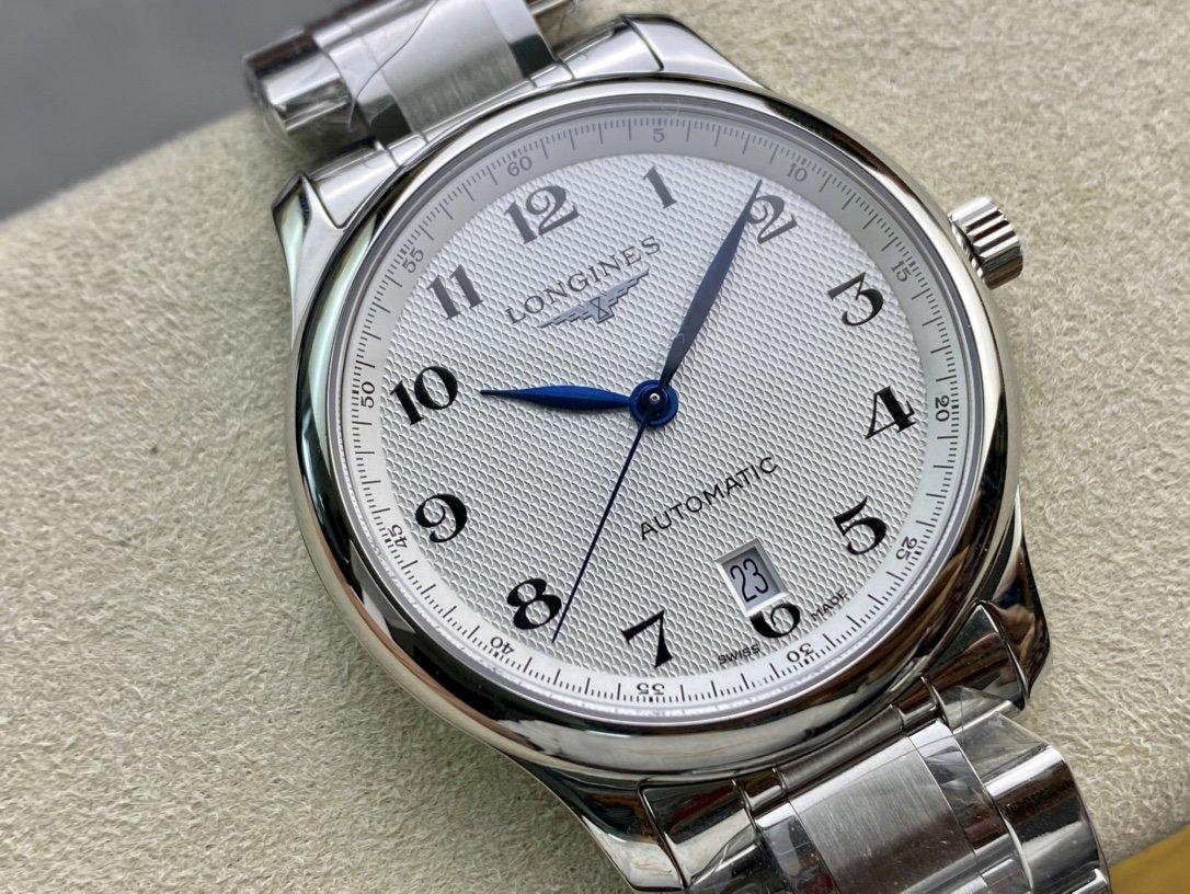 KY出品V2升級版浪琴名匠六字位系列複刻手錶