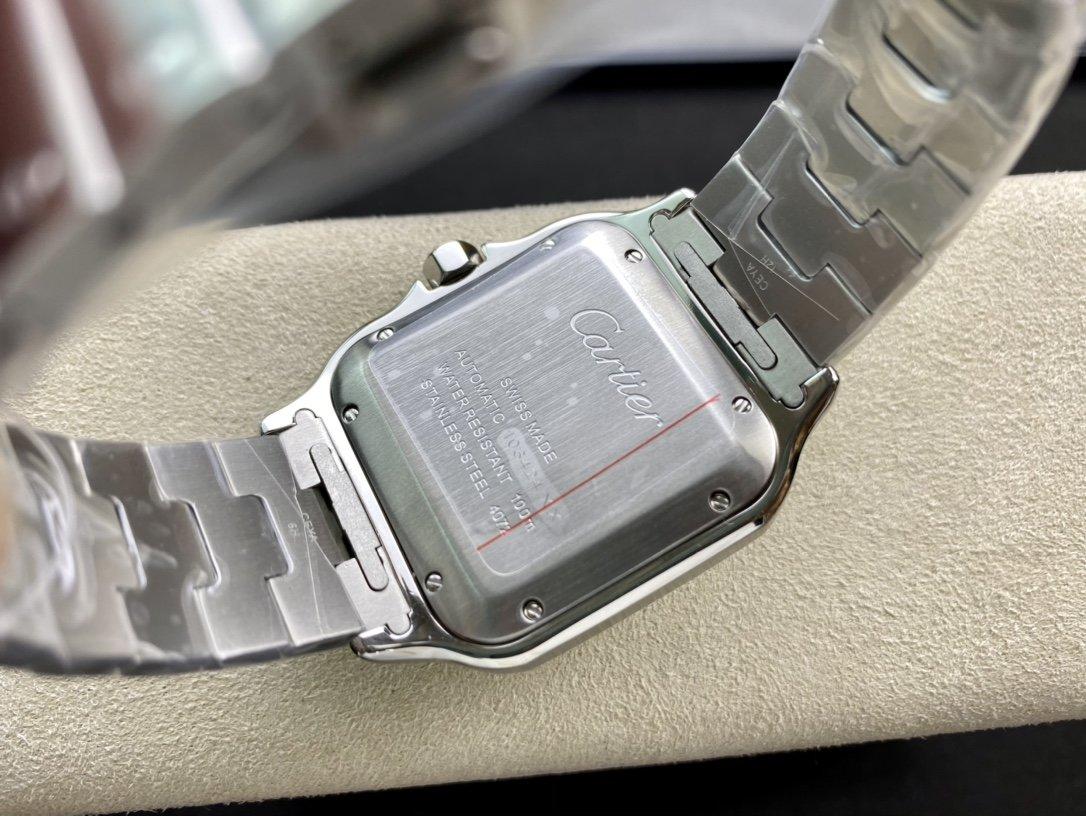 TW Factory卡地亞Cartier山度士複刻手錶