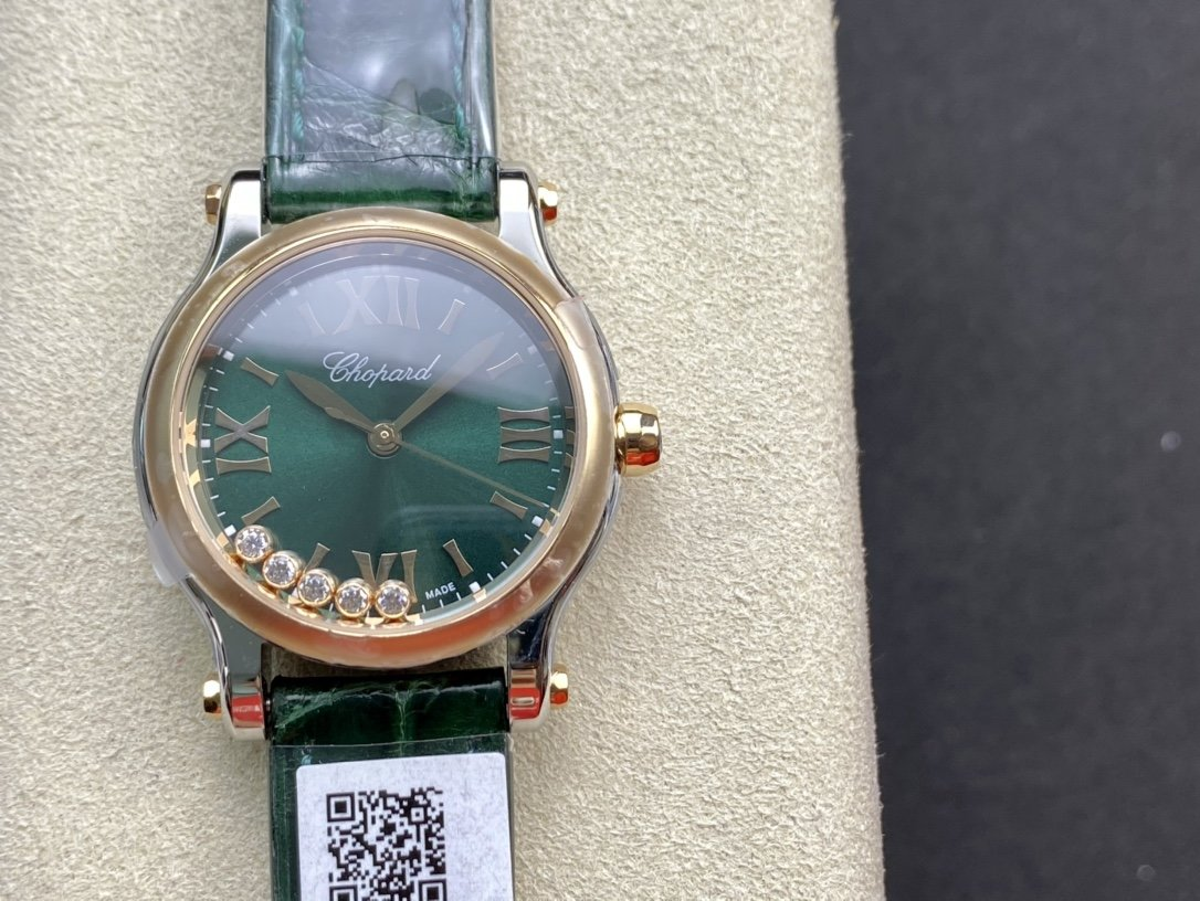 NR Factory蕭邦快樂鑽CHOPARD快樂鑽系列30MM複刻手錶