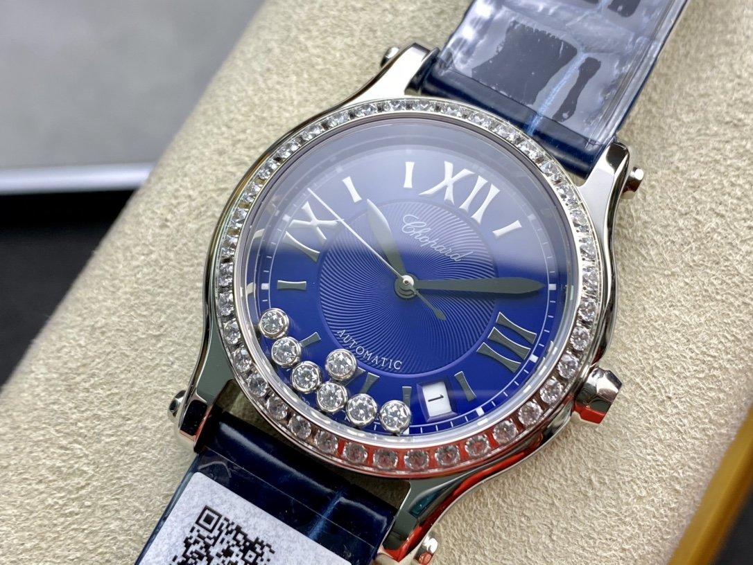 NR最強副本蕭邦CHOPARD快樂鑽系列原版開模中號36mm複刻手錶