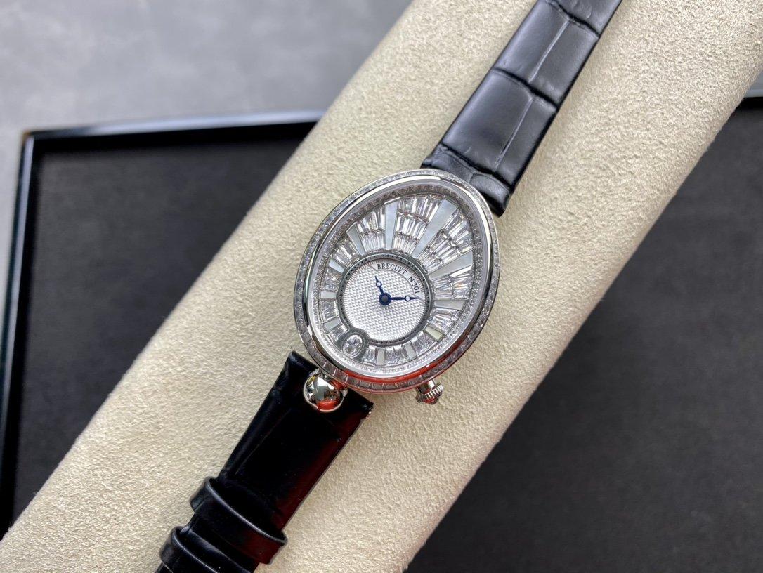 Breguet 寶璣那不勒斯皇后滿天星T鑽複刻手錶