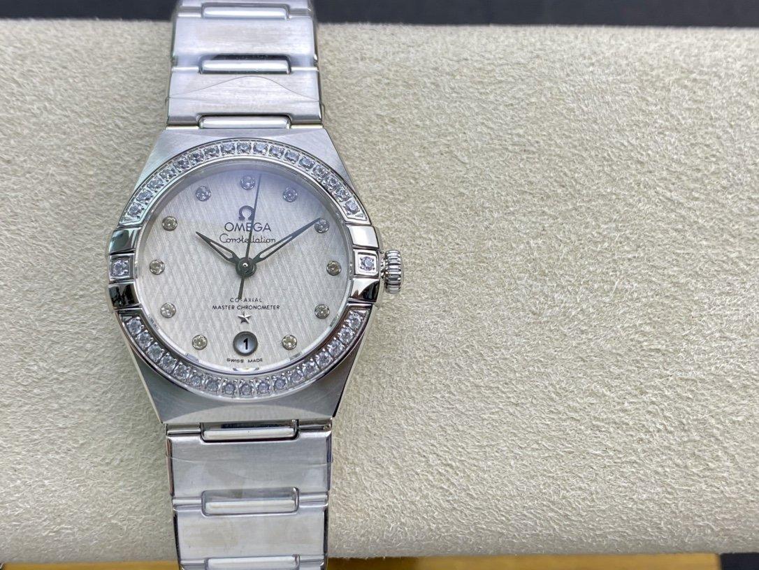 SSS廠歐米茄第五代星座系列曼哈頓 29mm複刻手錶