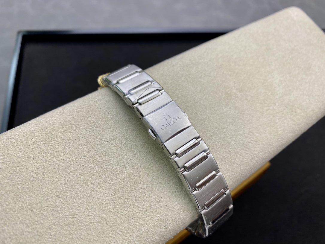 SSS廠3S廠高仿歐米茄搶先體驗第五代星座系列曼哈頓 29mm複刻手錶