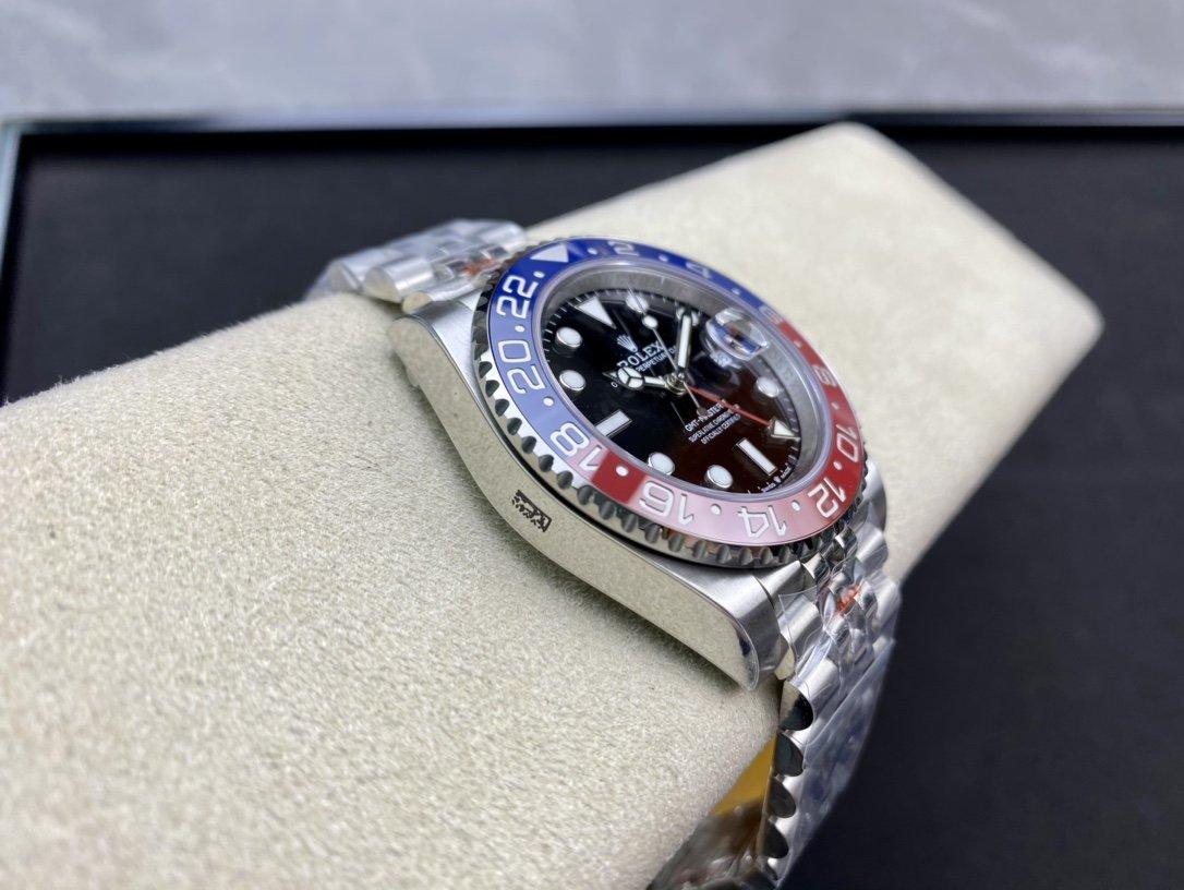 首發最強Clean可樂圈VR廠 勞力士格林尼治可樂圈複刻手錶
