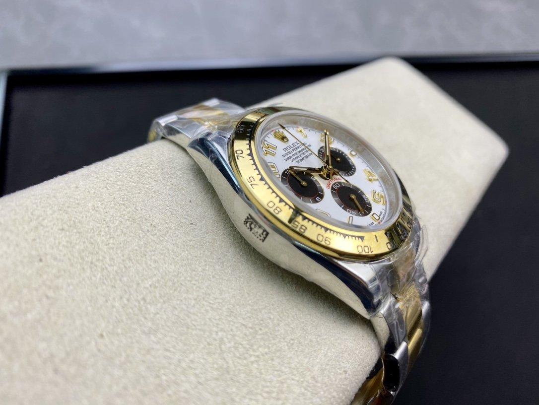 JH出品勞力士Rolex超級宇宙計時迪通拿4130複刻手錶