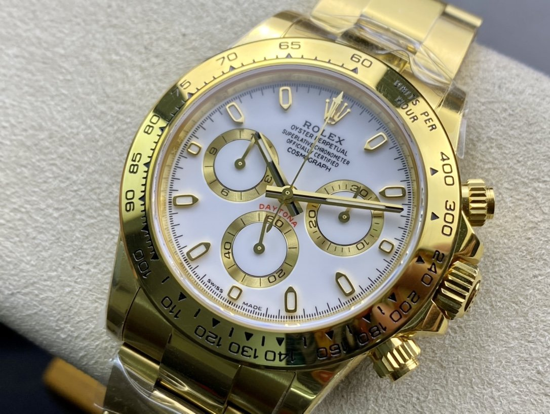 N廠NOOB廠高仿勞力士迪通拿超級4130機芯複刻手錶