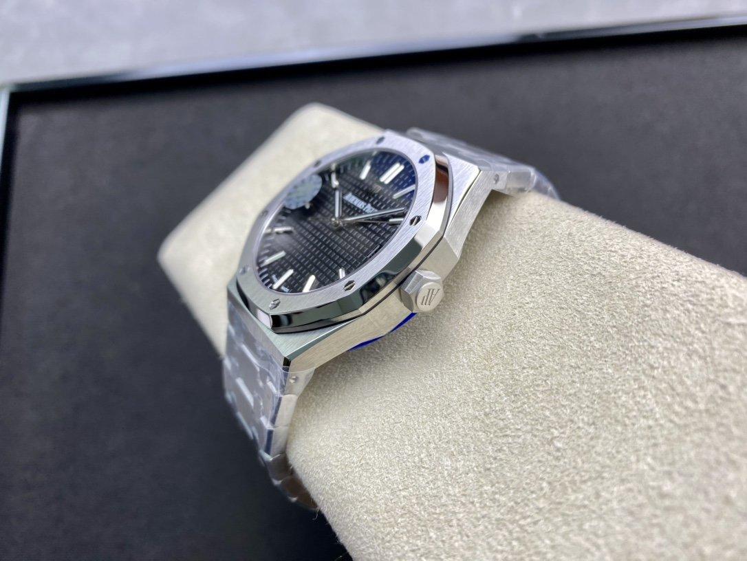 ZF廠高仿愛彼皇家橡樹15500 升級V2版41MM複刻手錶