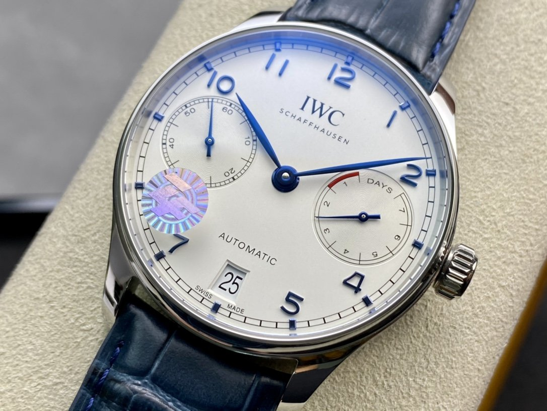 ZF銷量神器V5葡7萬國IWC-葡萄牙系列七日鏈葡七自動機械機芯複刻手錶