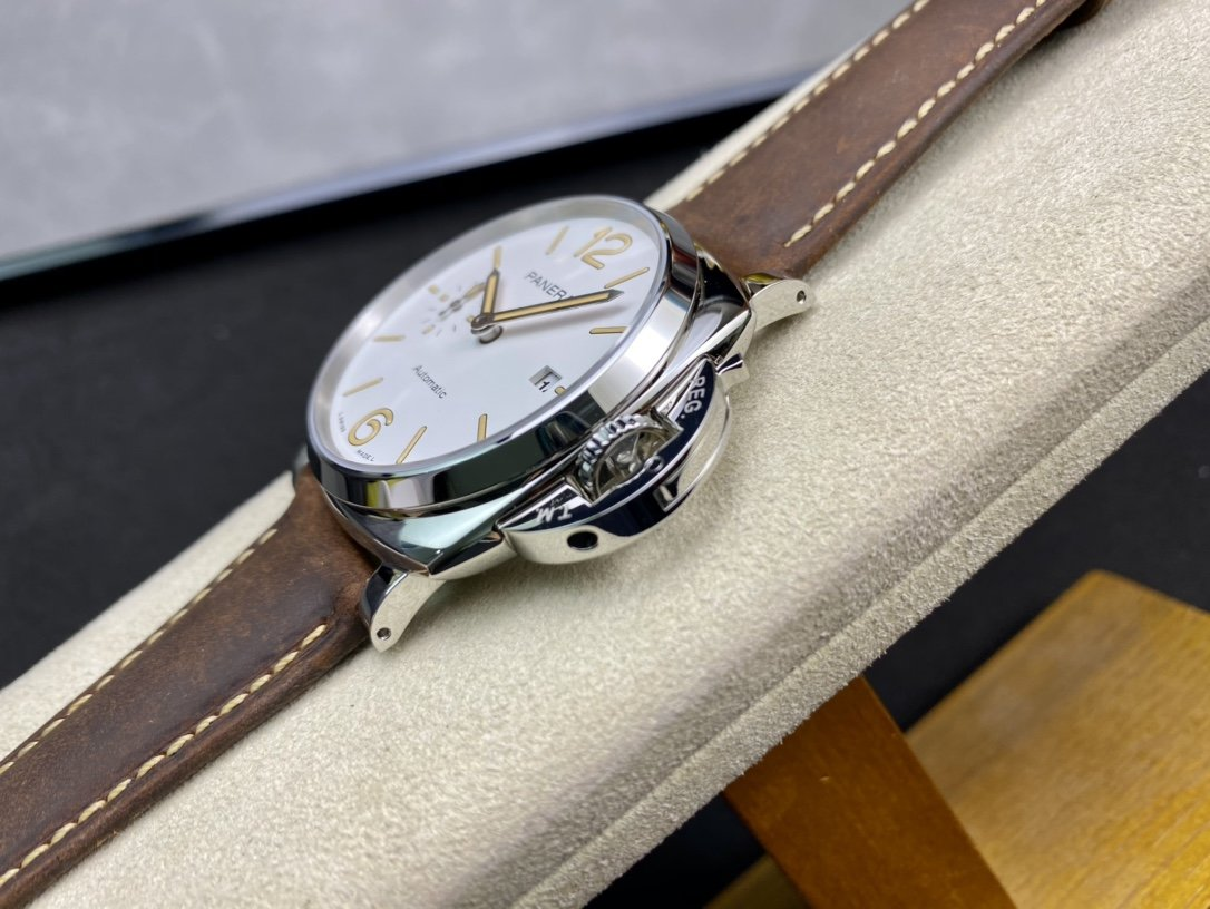 VS廠高仿沛納海Luminor Due廬米諾杜爾-42毫米PAM1046超級纖薄表殼複刻手錶
