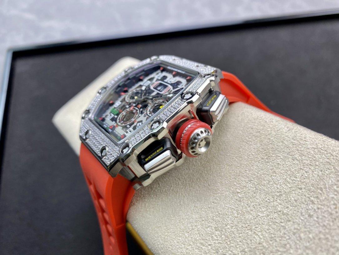 親民版高仿理查德米勒RICHARDMILLE RM11-03系列複刻手錶