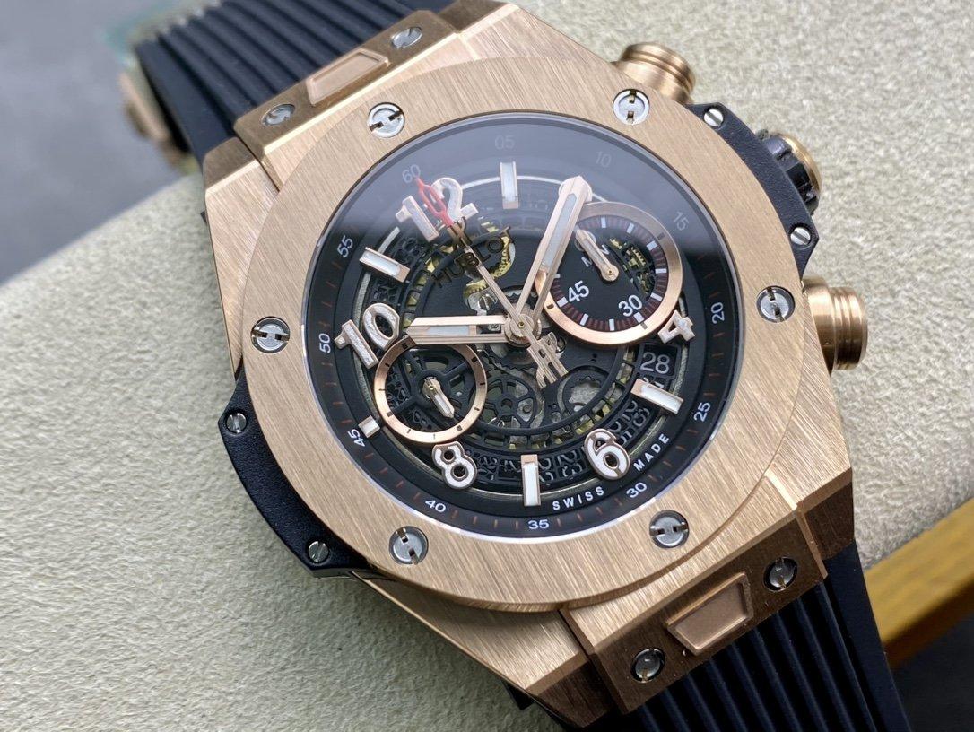 TA Factory宇舶HUBLOT恒寶BIG BANG系列UNICO45MM大爆炸複刻手錶