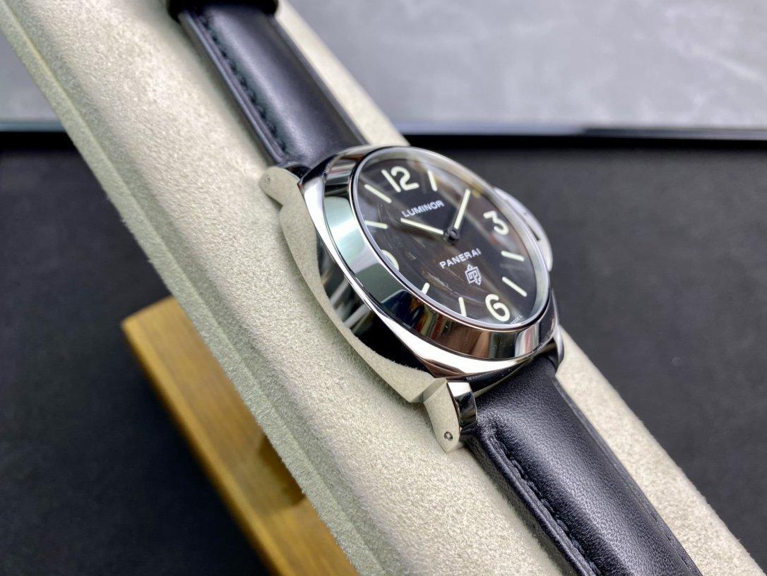 XF成熟技術塑造高仿沛納海經典Pam 000手動上鏈機芯複刻手錶
