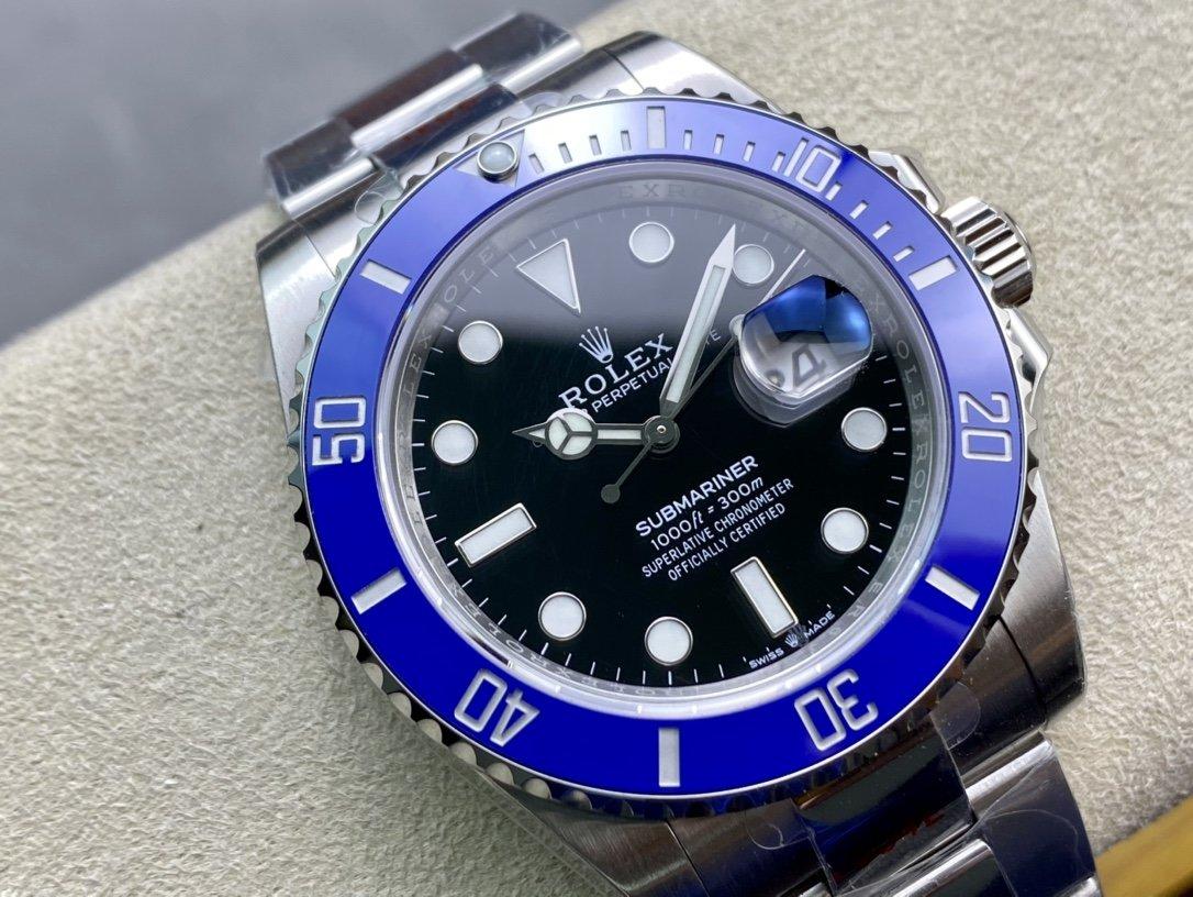 EW 廠2020新款勞力士水鬼潛航者41系列3235機芯複刻手錶