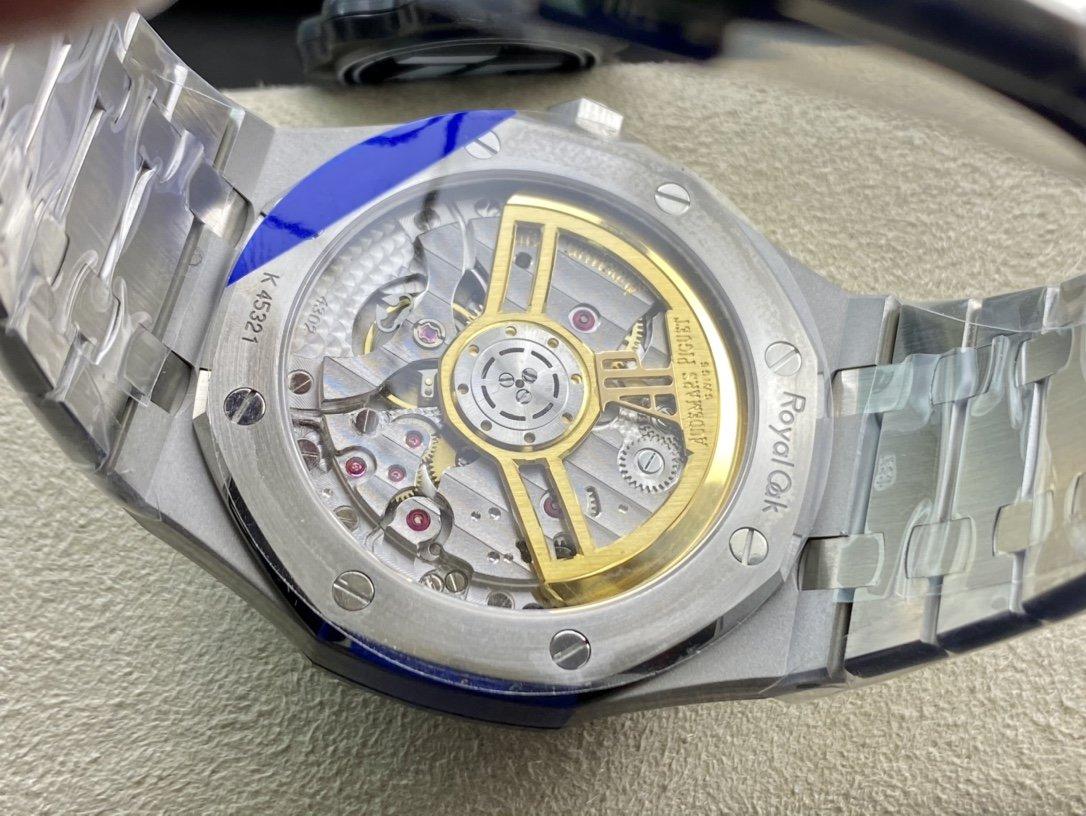 ZF廠愛彼皇家橡樹15500高仿手錶
