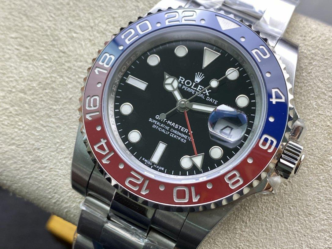 首發最強Clean可樂圈VR廠勞力士格林尼治可樂圈 V2版複刻手錶