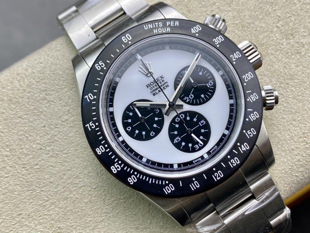 改裝專案:BLAKEN改裝復古迪通拿系列保羅紐曼手錶