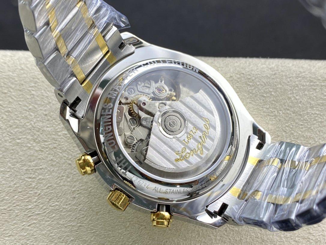 YL廠浪琴名匠八針L2.773.4.78.6月相複刻手錶
