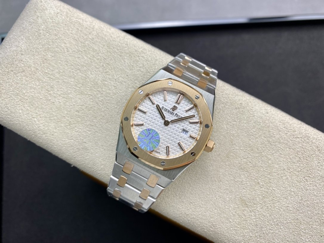 JF精品高仿愛彼AP67650直徑33mm複刻手錶