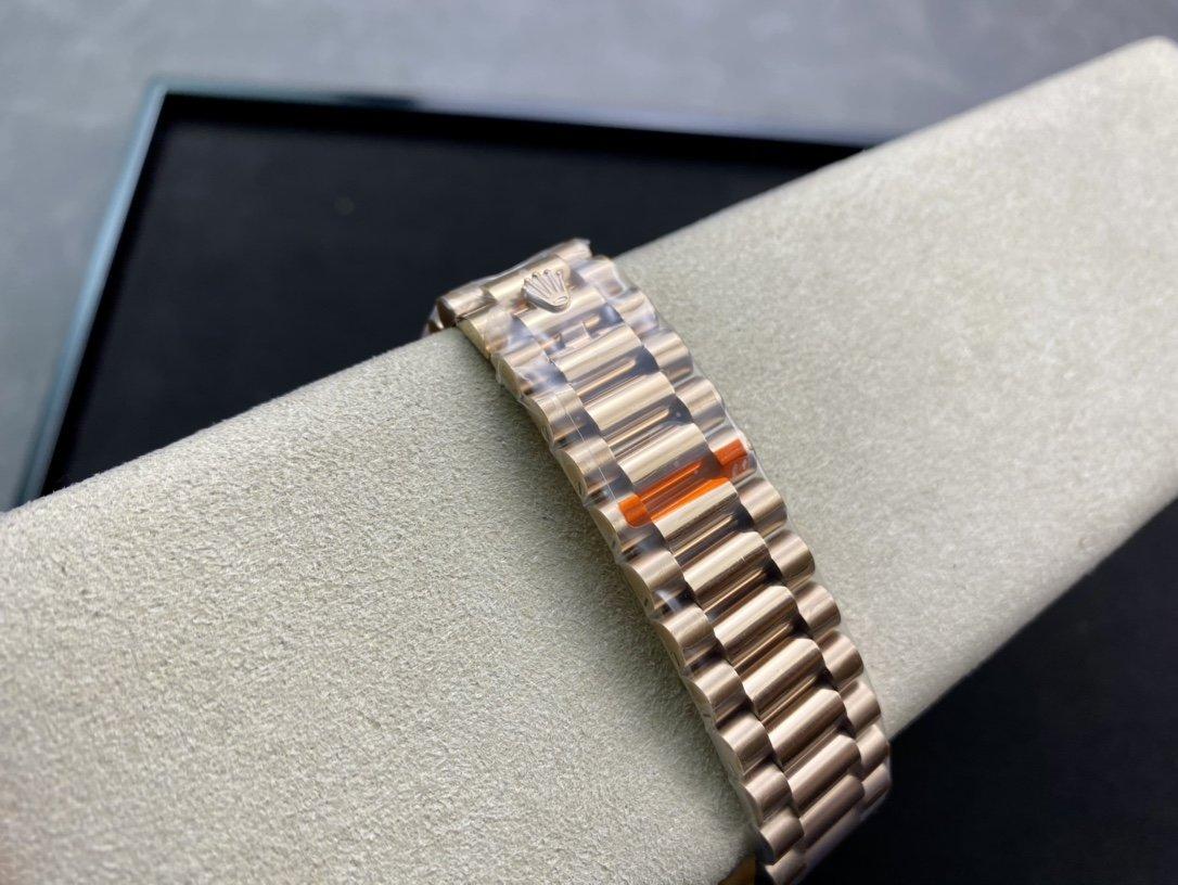 EW Factory最新力作V2升級版勞力士Rolex星期日志型40mm複刻手錶