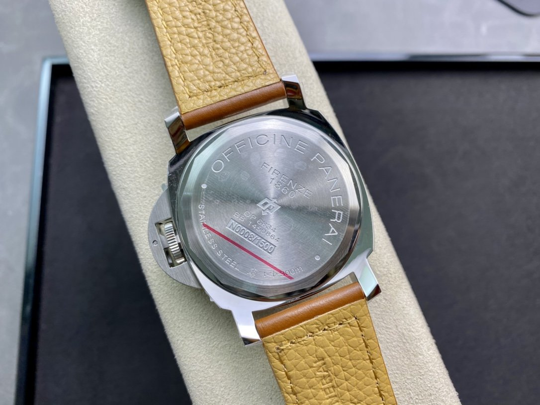 NOOB Factory沛納海PAM005手動機芯高仿手錶