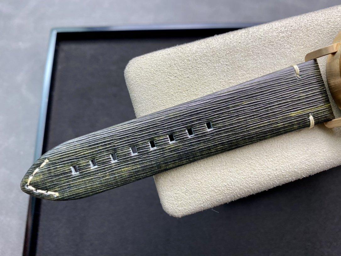XF廠真力時卡其綠青銅大飛高仿手錶