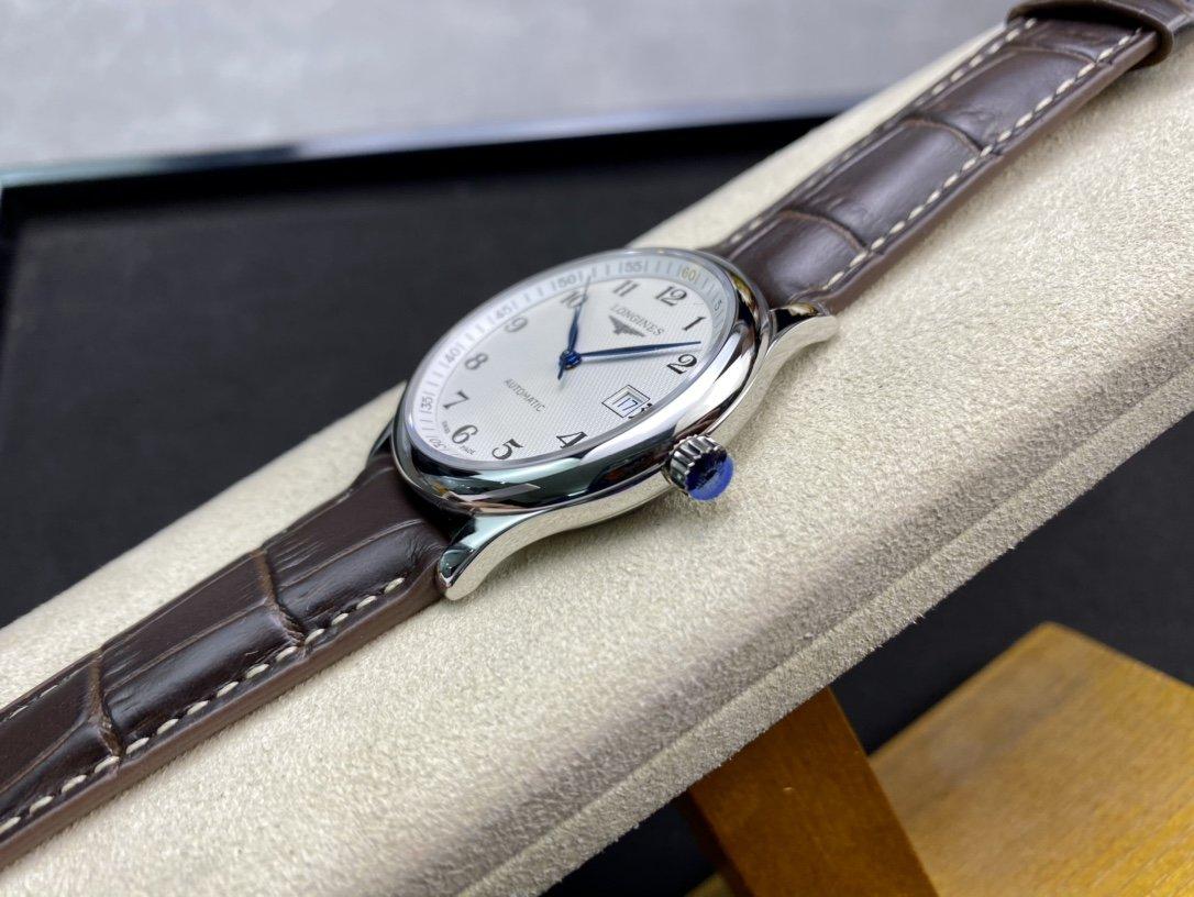 YL廠高仿浪琴名匠3位日曆系列2892機芯複刻手錶