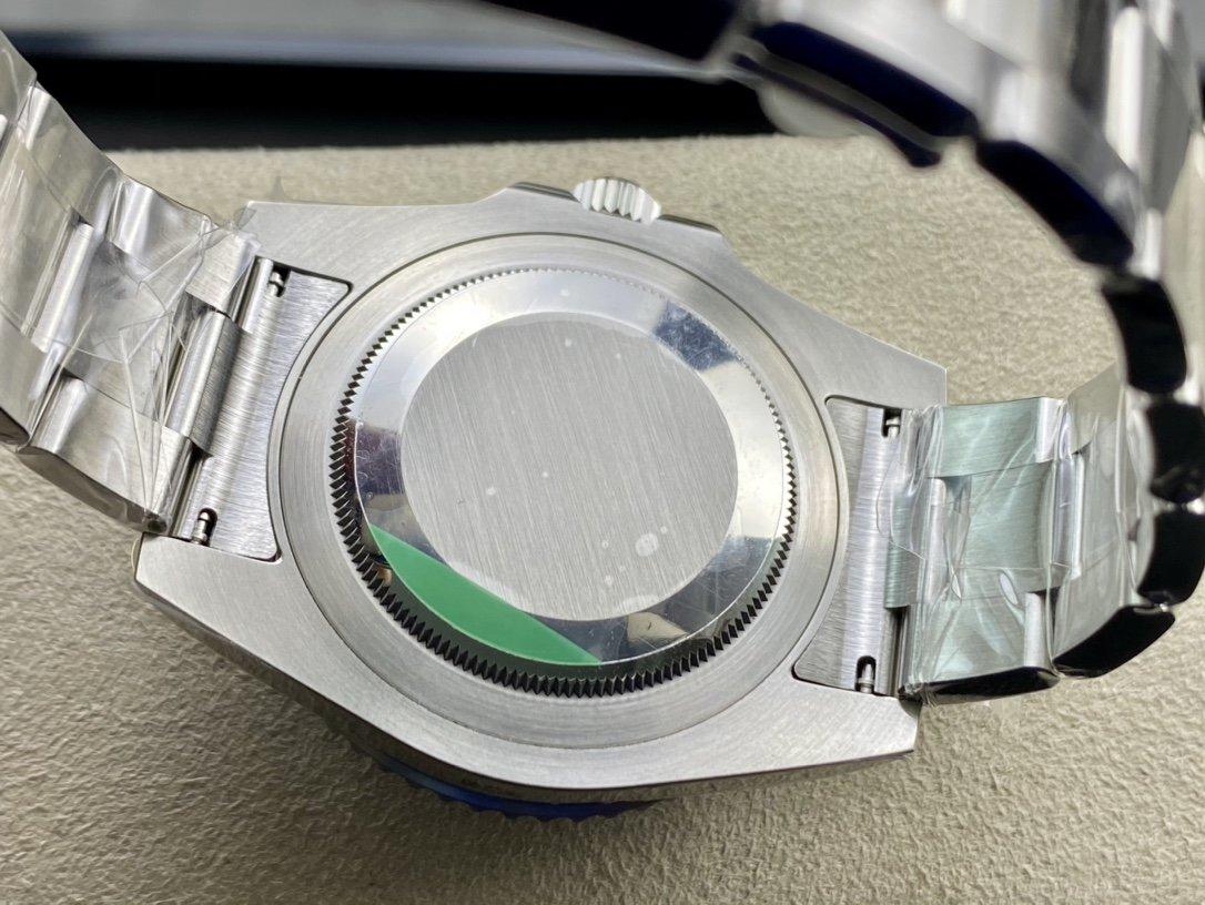 "AR廠勞力士ROLEX格林尼治型""116710""黑蘭雙色米蘭圈陶瓷圈系列仿錶"