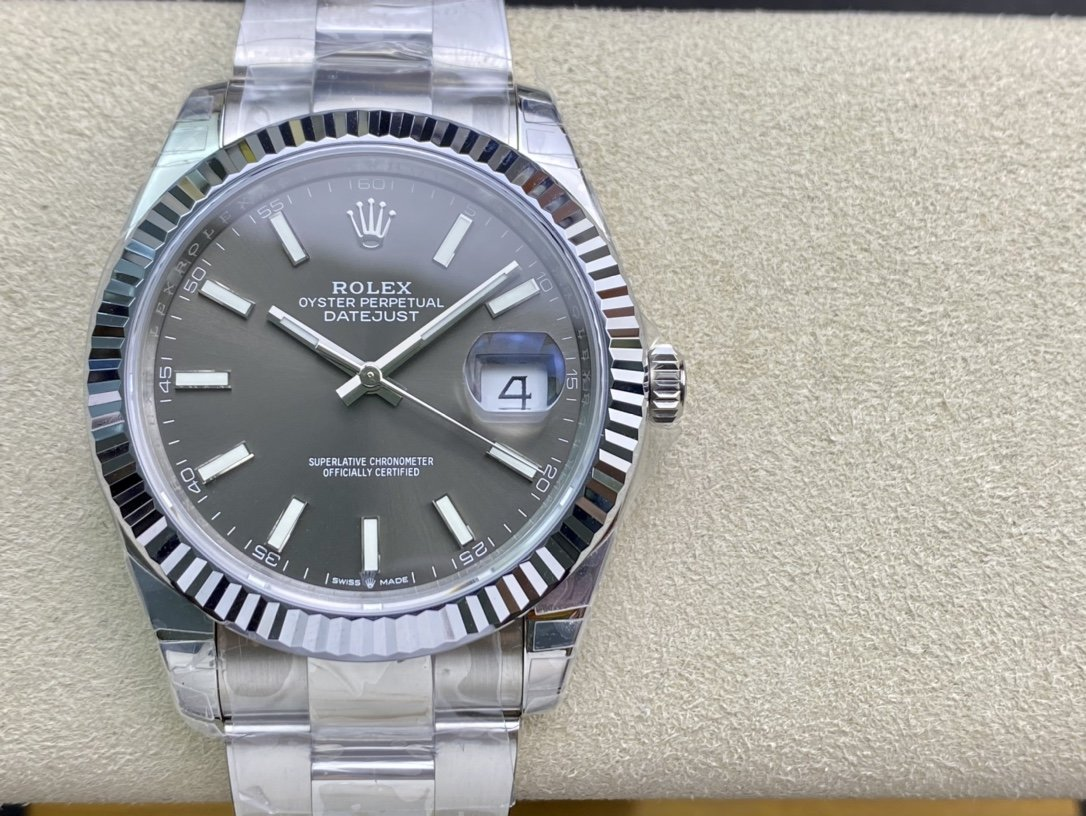 VS廠手錶高仿勞力士日誌型3235機芯41MM複刻手錶