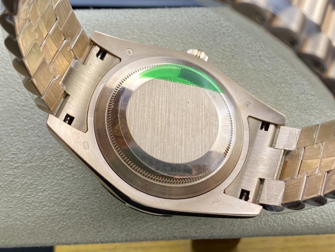 劳力士 星期日志系列40mm 2836机芯 三珠表带