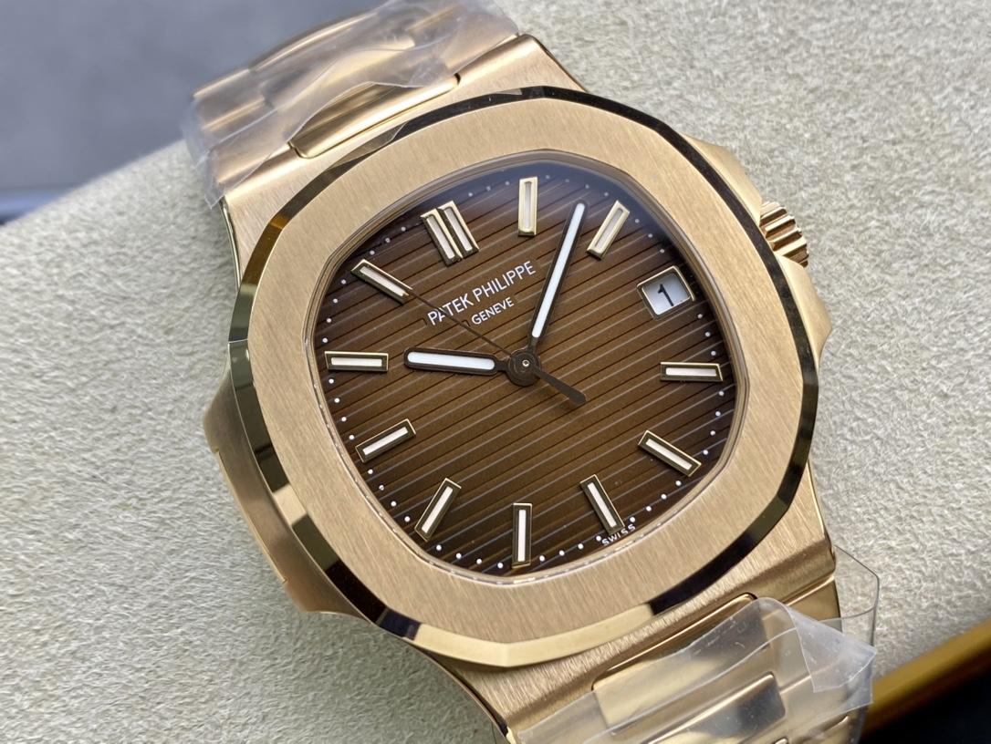 3K手錶高仿百達翡麗鸚鵡螺5711系列一比一複刻手錶
