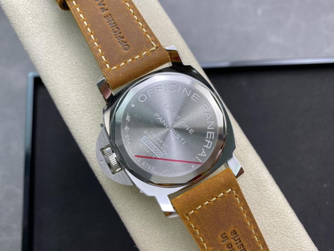 NOOB出品NV12版沛納海Pam00911複刻手錶