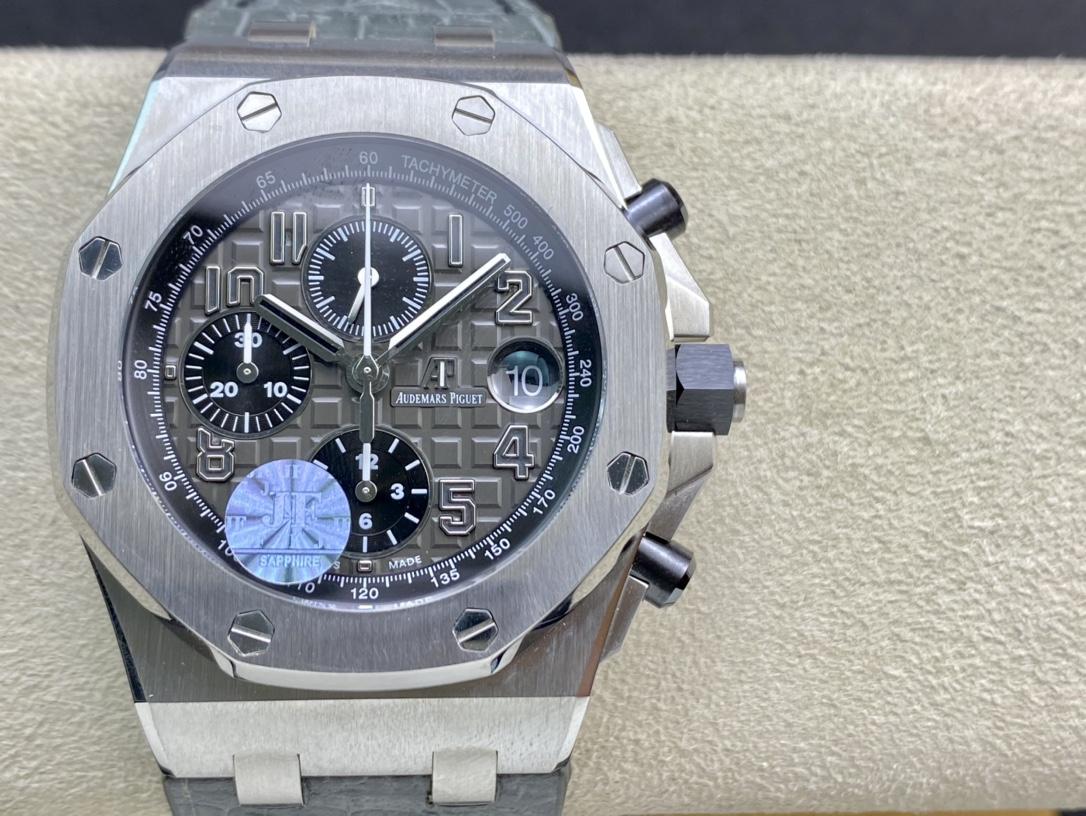 JF精品AP愛彼26470陶瓷按鈕3126機芯複刻手錶