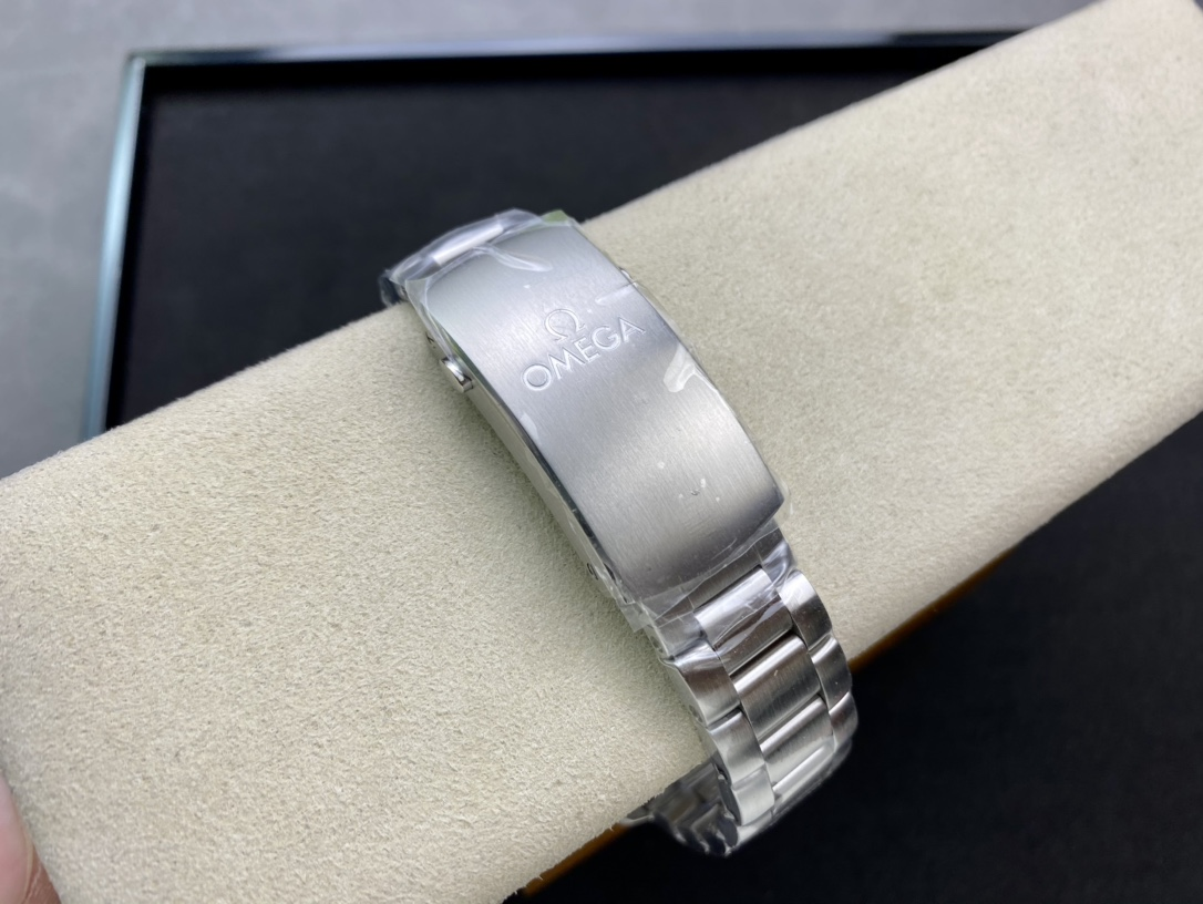 VS廠手錶精仿歐米茄海洋宇宙600米四分之一橙複刻手錶